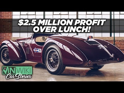 How to make $2.5 million on a car during lunch! An interview with VINwiki