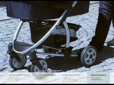 Räder & Federung - Kaufberatung Kinderwagen | Babyartikel.de