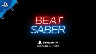 Beat Saber - Gameplay Trailer | PS VR