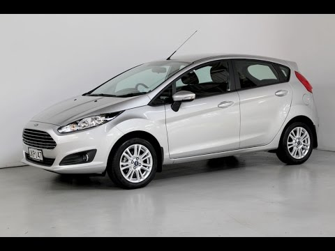 2015 ford fiesta trend team hutchinson ford youtube. Black Bedroom Furniture Sets. Home Design Ideas