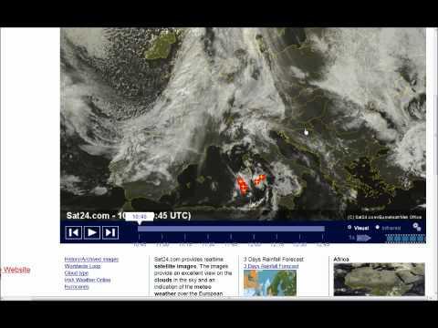 4.3.2012 METEOX anomalies HAARP radar Rings Anomaly GEOENGINEERING Chemtrails