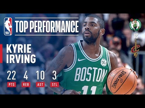 Kyrie Irving FULL Game Highlights From Opening Night   22 Points, 10 Assists