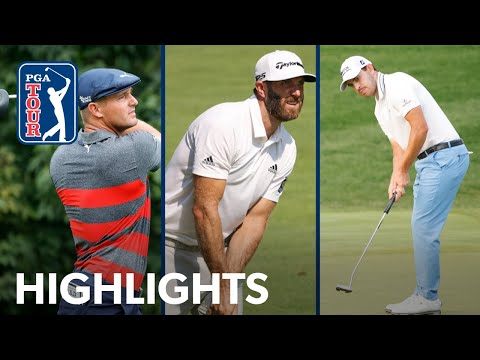 All the Best Shots from the BMW Championship | 2021