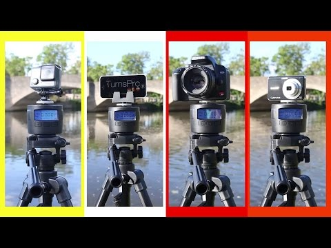 Top 5 Gadget and Accessories for Time-lapse Photography and Timelapse Video
