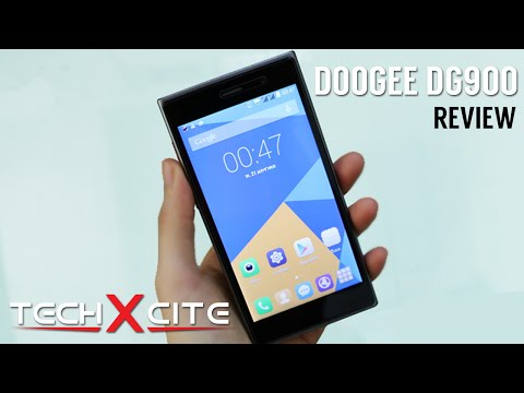 TechXcite Channel : Review Doogee DG900 Turbo2