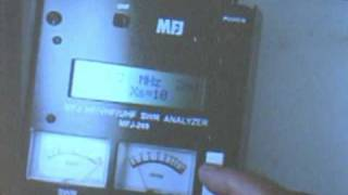 MFJ Presentation: Testing Coax Cables Part 1 of 2