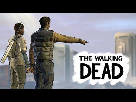 THE WALKING DEAD A NEW FRONTIER #9 - DA FORCA! (Gameplay em Português)