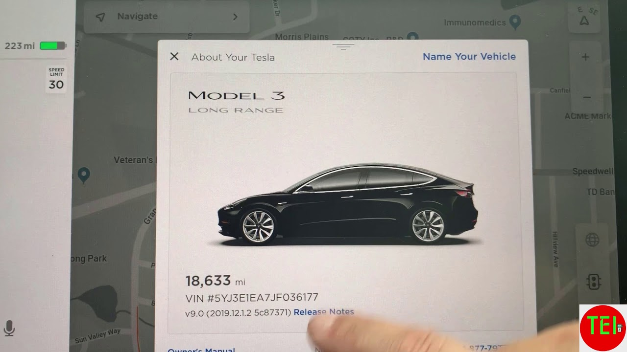 Latest Tesla Software Update >> 2019 12 1 2 Tesla Software Update One Of The Best Youtube
