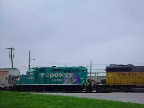 EMDX 7201 gp22eco at UP Davidson in Ft. Worth, Tx. ©