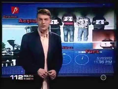 112 POLITIA IN ACTIUNE / sezon nou 2014 ep.2 Prima TV