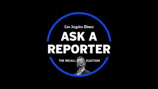 Understanding California's Recall Election night