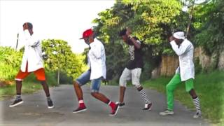 Twist Dance Crew-Tay Grin ft 2Face-Chipapapa Dance Video.