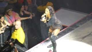 Rihanna New Orleans Concert talk that talk