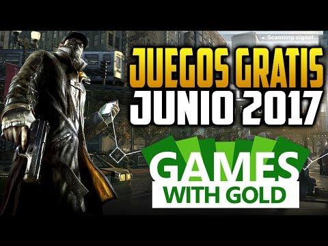 GAMES WITH GOLD JUNIO 2017 - Juegos Gratis para XBOX 360 y XBOX ONE