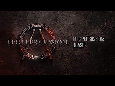 Splash Sound - EPIC PERCUSSION for KONTAKT5. Announcement Teaser