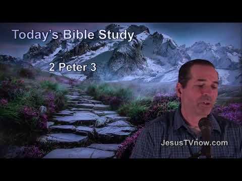 61 2 Peter 3  - Ken Zenk - Bible Studies