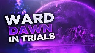 Destiny 2  - How to use Ward of Dawn in Trials (Countdown)