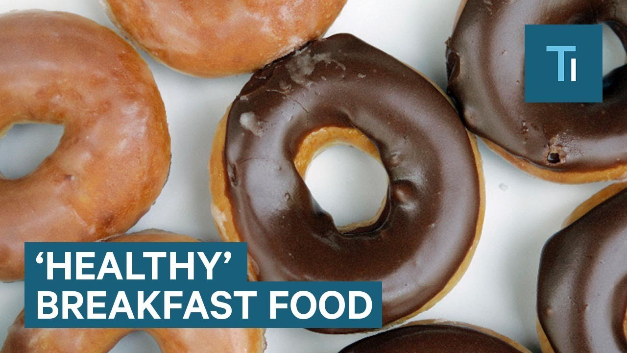 14 Health Foods Worse Than a Donut