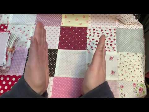 In questi giorni ho seguito un corso di cucito creativo grazie al quale ho imparato la tecnica del quilt patchwork. Coperta Patchwork Quattro Chiacchiere Su Come Realizzare Il Top Youtube