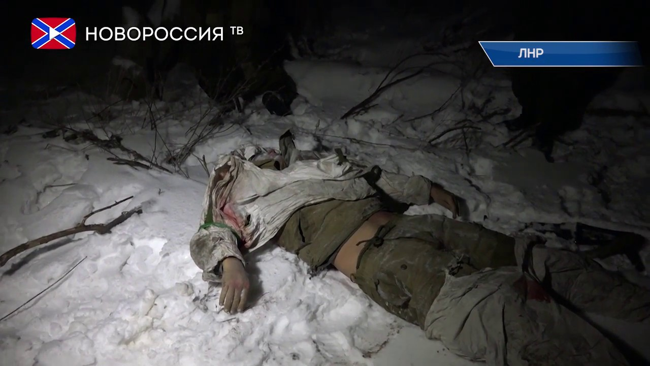 Ситуация на Дебальцевском направлении 21 декабря 2016 года