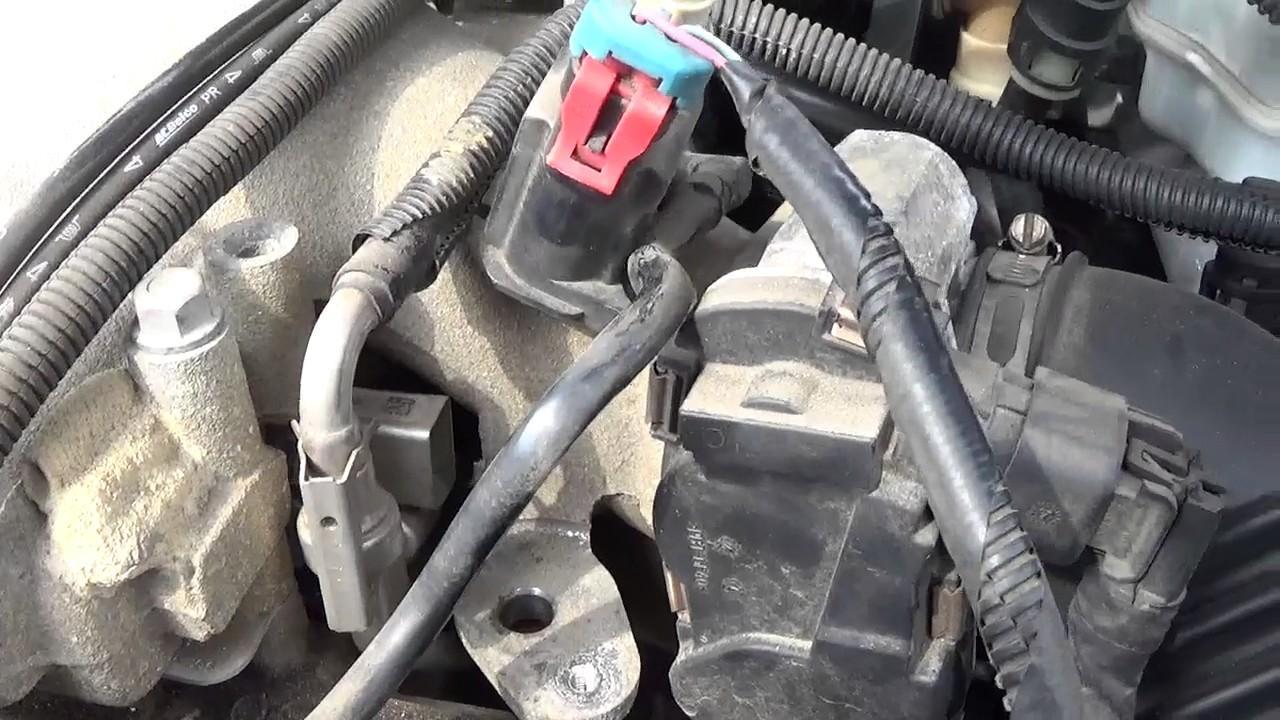 purge solenoid valve change 07 chevy uplander  [ 1280 x 720 Pixel ]