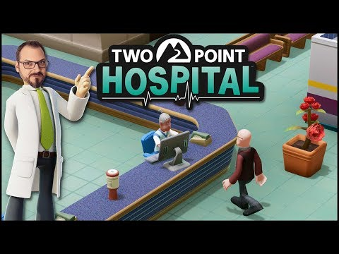 Shnarphnase als Patient? - Two Point Hospital #31 [Gameplay German Deutsch]