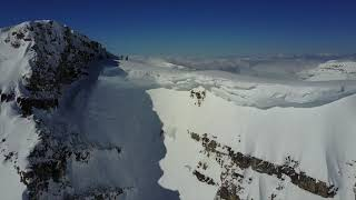 5 Lines in the Jackson Hole Sidecountry
