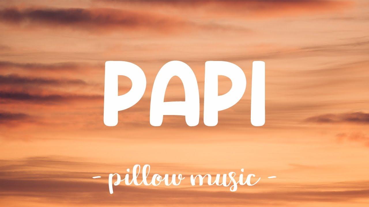 Download Papi - Jennifer Lopez (Lyrics) 🎵