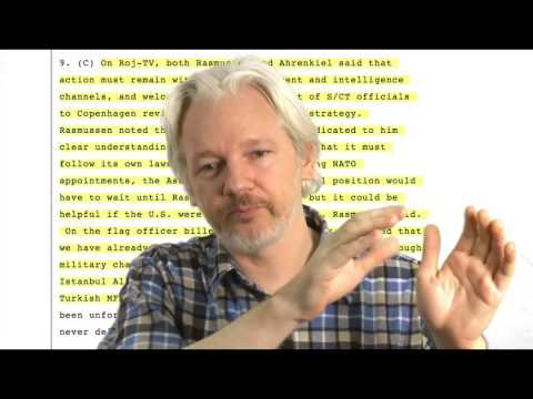 Ep 10. Interview with Julian Assange | Imaginary Lines