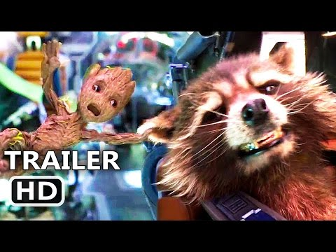 Generate GUARDIANS OF THE GALAXY 2 'The Team' TV Spot (2017) Sci-Fi Movie HD Images