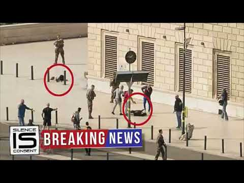 "BREAKING!!! TERROR ATTACK IN FRANCE!!! ""ALLAHU AKBAR""!!! WOMEN STABBED AND KILLED IN MARSEILLE!!"
