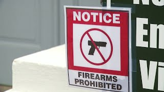 Local reaction to gun-rights tension in Virginia