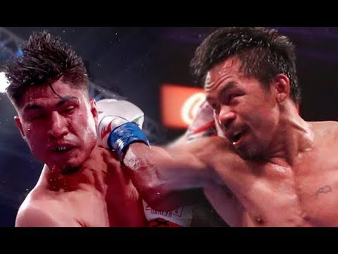 MIKEY GARCIA SURRENDERS TO Manny PACQUIAO VS Gennady GGG Golovkin  FIGHT