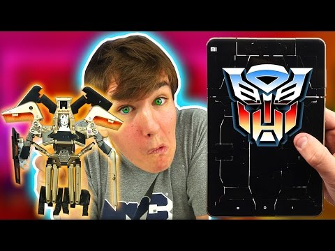 Why Did Transformers Make A Tablet?