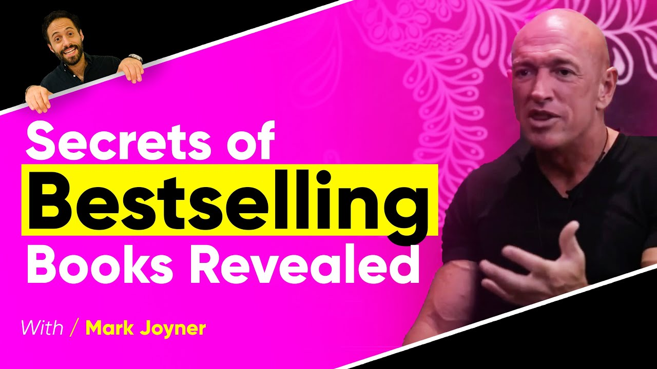 An Unorthodox Approach To Life & Making Your Book A Bestseller | Mark Joyner