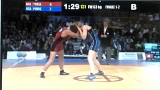 Женская вольная борьба 1(, 2012-10-14T16:50:06.000Z)
