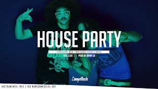 """House Party"" - Club x Party Instrumental ( Prod: Danny E.B)"