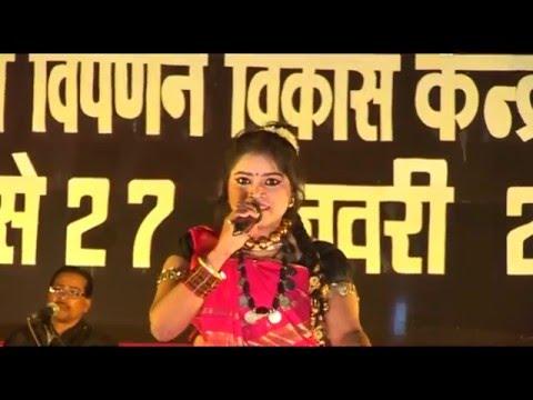 Sanananna Ho Sanananna Panthi Geet - Garima & Swarna Diwakar - Swadeshi Mela 2016 - Live Program