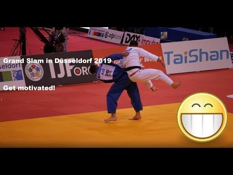 Judo Motivation - Grand Slam in Düsseldorf 2019