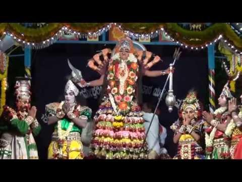 Shridevi Mahathme Padya By Patla Sathish Shetty 2