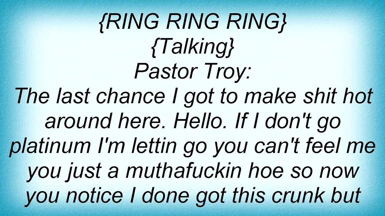 ring ring number