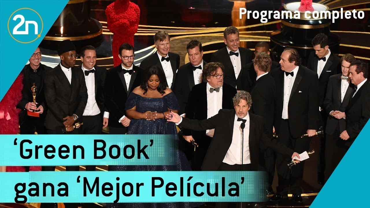Ver GREEN BOOK gana MEJOR PELÍCULA #Oscars2019| La 2 Noticias 25/02/2019 en Español