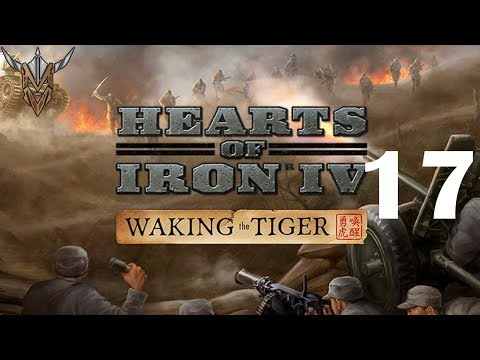Preview Hearts of Iron IV | Waking the Tiger | Nationalist China | 17
