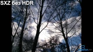 HDR-фото и видео на камеру Sony Xperia Z