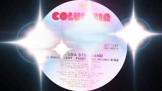 Barbra Streisand - The Main Event (Short Version) CBS Records 1979