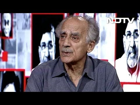 The NDTV Dialogues With Arun Shourie
