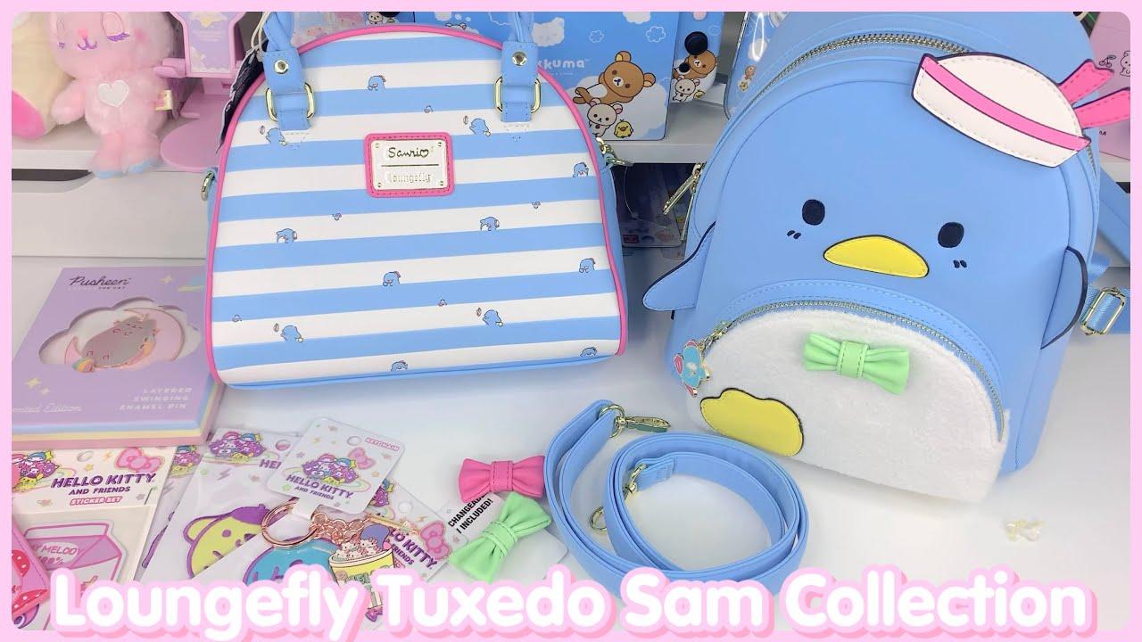 Loungefly Tuxedo Sam Collection!!