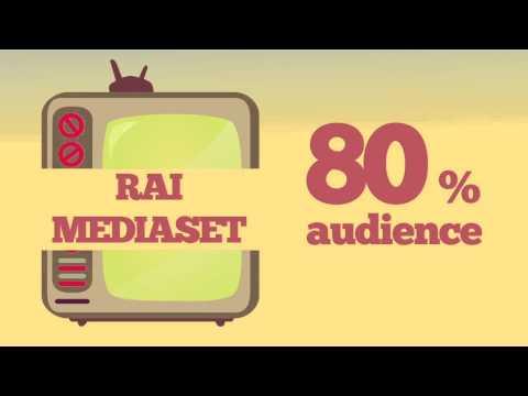 I mezzi di informazione e il dominio della televisione (parte 1)