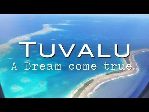 Flying to Tuvalu: A Dream Come True