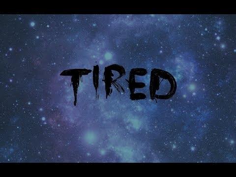 Tired - Alan Walker ft Gavin James 1 hour loop